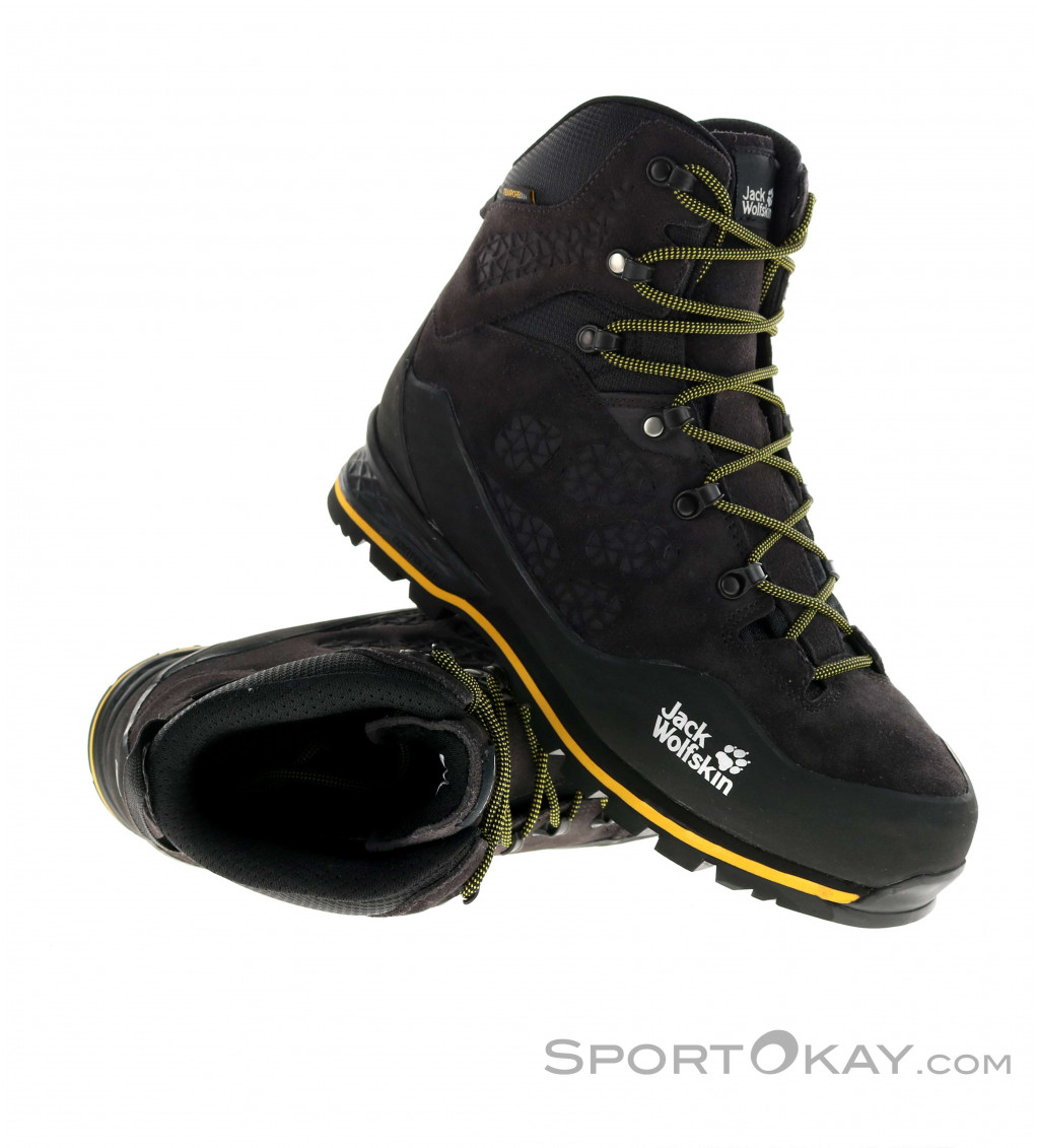 Jack Wolfskin Jack Wolfskin Wilderness XT Texapore Mid Mens Trekking Shoes