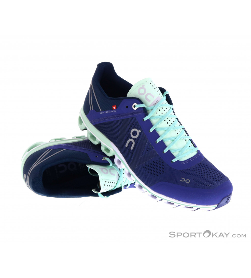 On Cloudflow Womens Running Shoes All Round Running Shoes