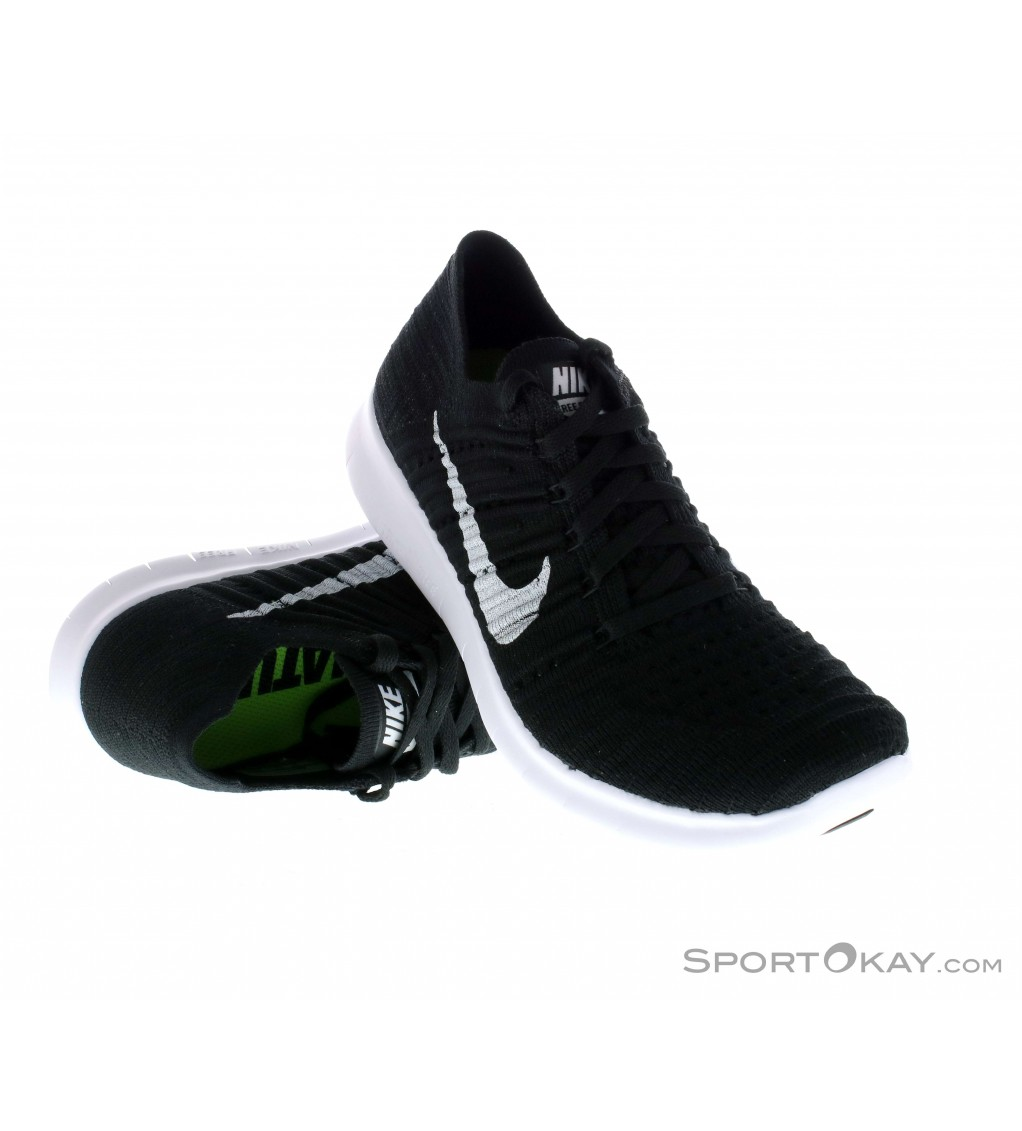 outlet store b4ae6 252a5 Nike Free RN Flyknit Womens All-Round Running Shoes - Fitness Shoes ...