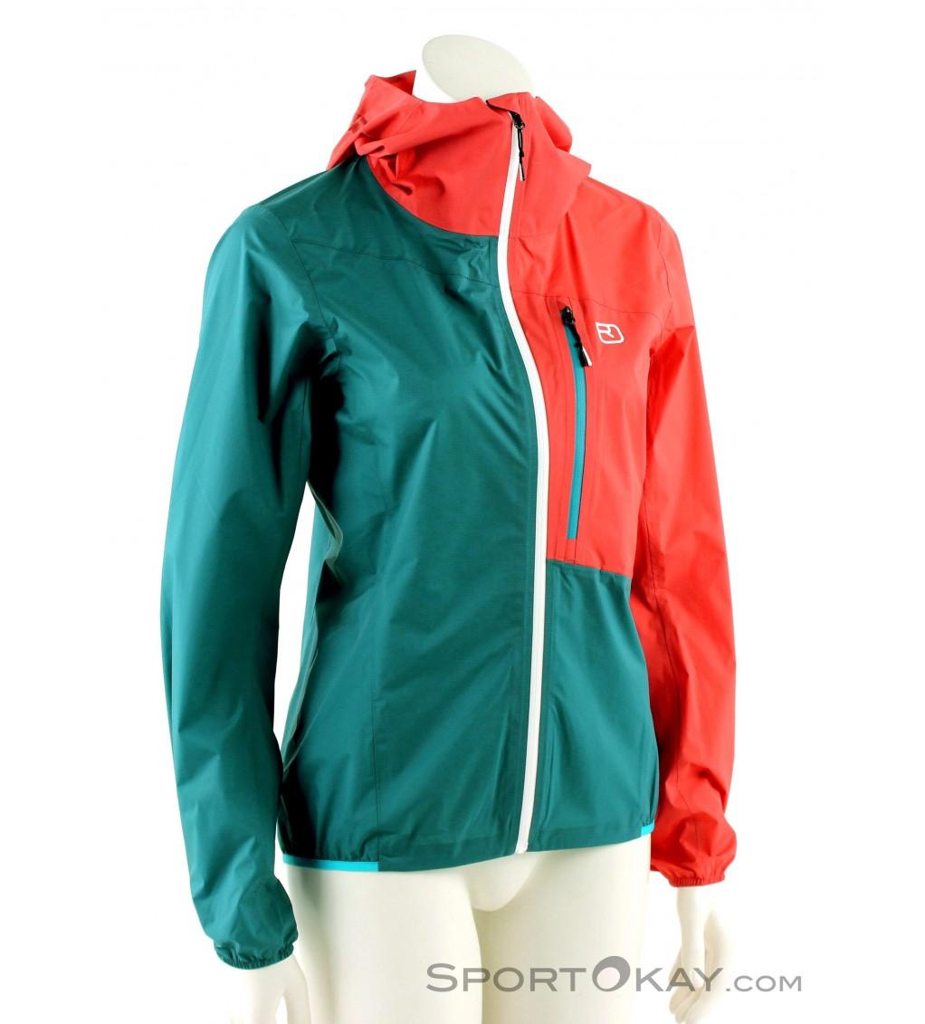 Ortovox Ortovox 2,5l Civetta Jacket Womens Outdoor Jacket