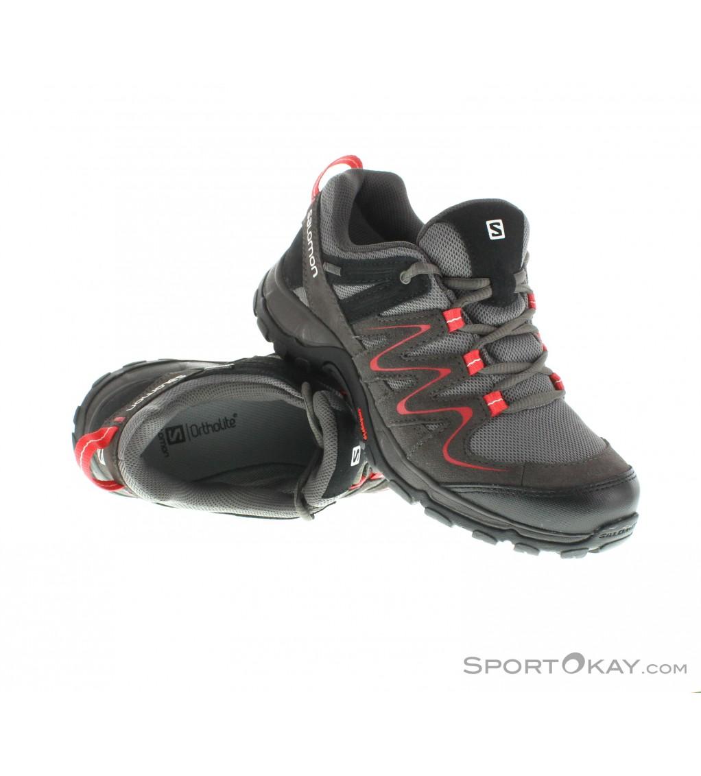 Salomon Salomon Glenwood GTX Womens Outdoor Shoes Gore Tex