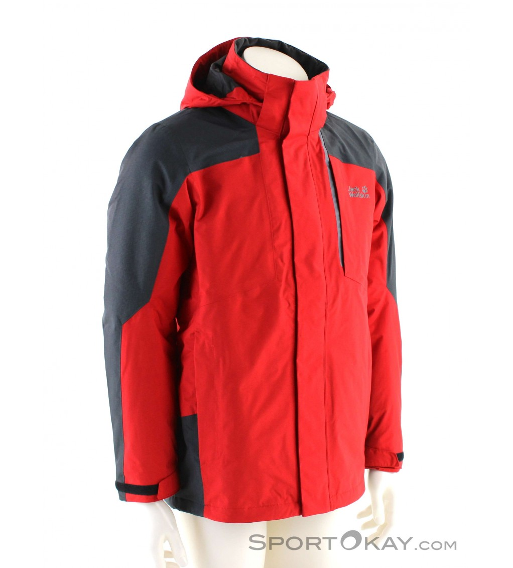 Jack Wolfskin Viking Sky Mens Outdoor Jacket Jackets
