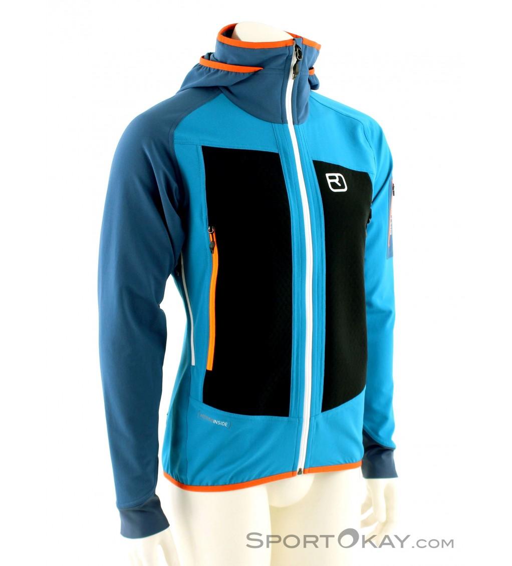 Jacket Becchei Col Ortovox Mens Ski Touring FK1Jcl