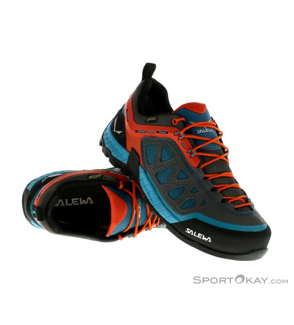 Salewa Salewa Firetail 3 GTX Womens Approach Shoes Gore Tex
