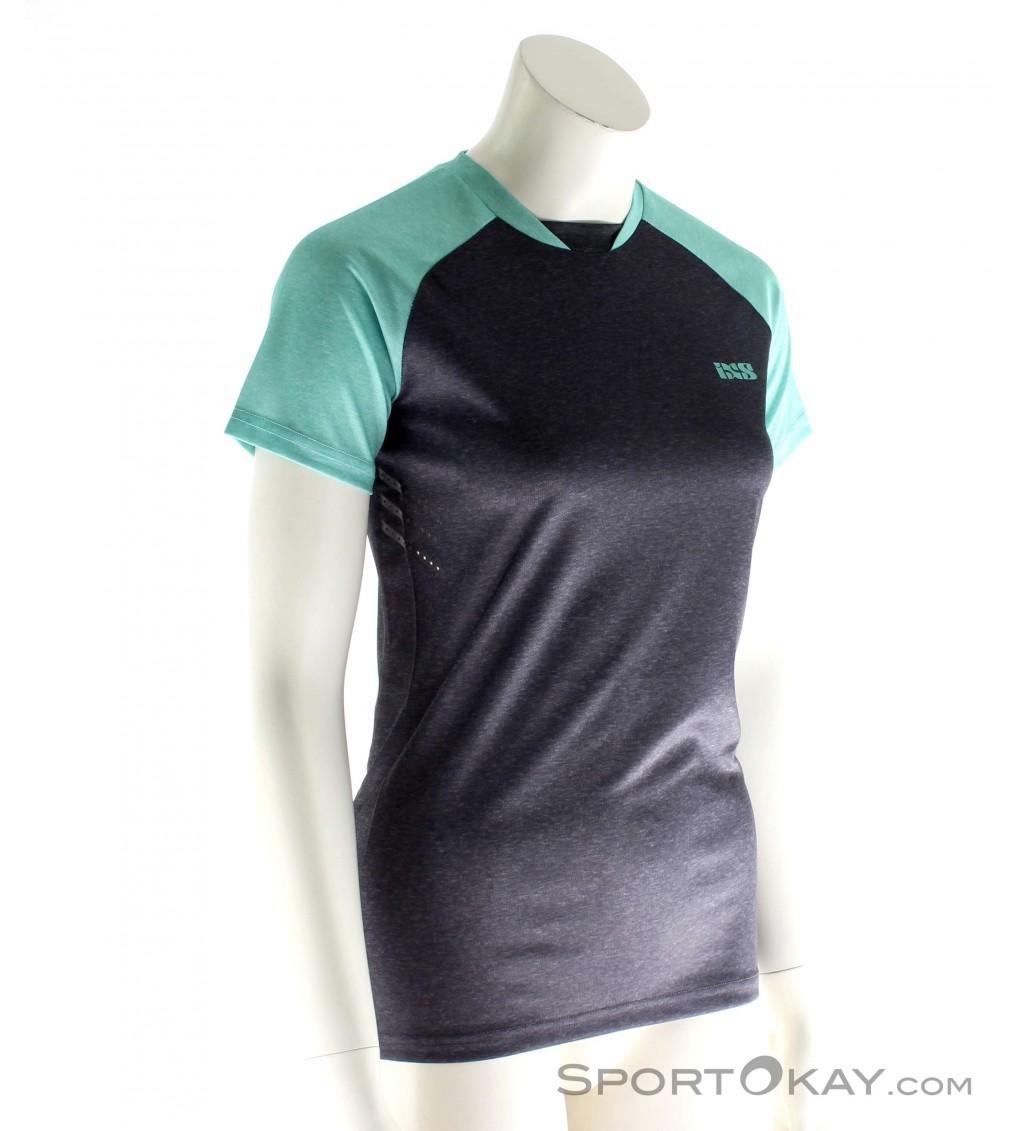 IXS Progressive 7.1 Short-Sleeve Jersey Womens