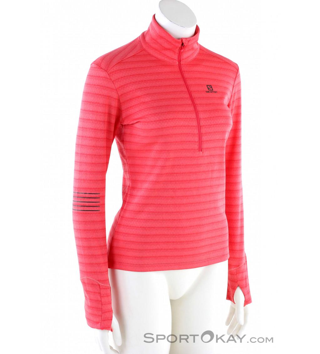 Salomon Salomon Lightning HZ Mid Womens Sweater pzFoe