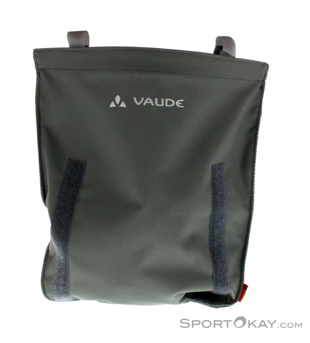 Black VAUDE Raincover for saddles Accessory N//A