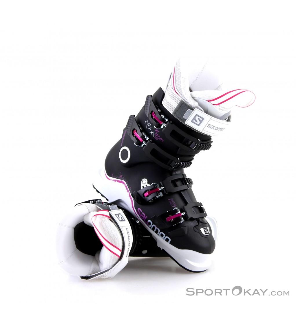 Salomon Salomon X Max Sport 100 Womens Ski Boots