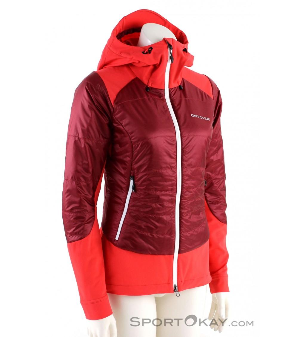 Ortovox Swisswool Piz Palü Womens Ski Touring Jacket