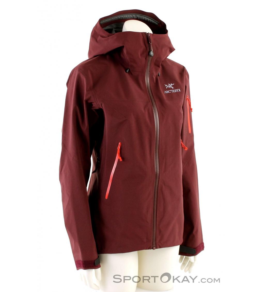 Arcteryx Arcteryx Beta SV Jacket Womens Outdoor Jacket Gore Tex