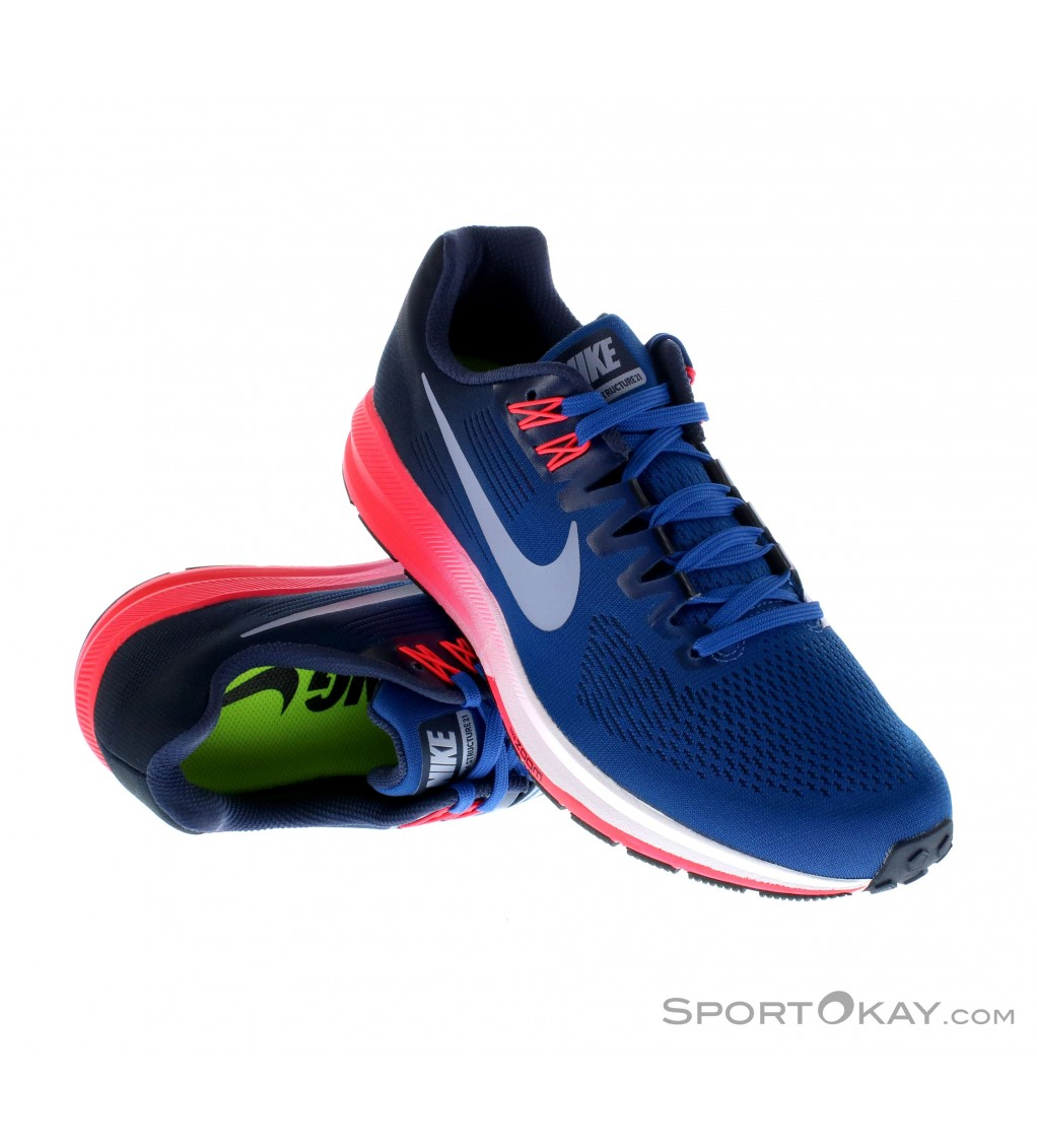 Nike Air Zoom Structure 21 Mens Running Shoes