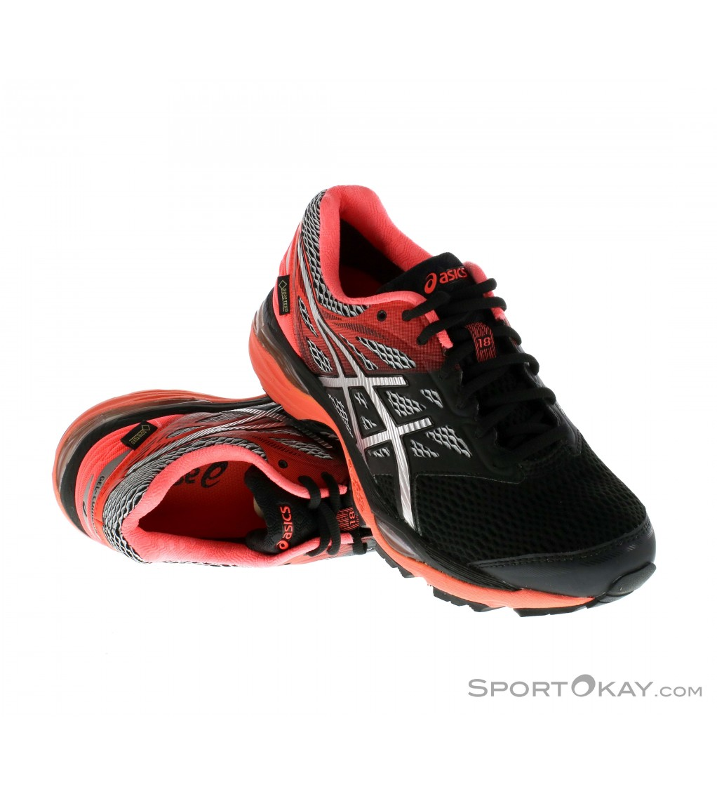 Asics Asics Gel Cumulus 18 GTX Mens Running Shoes Gore Tex