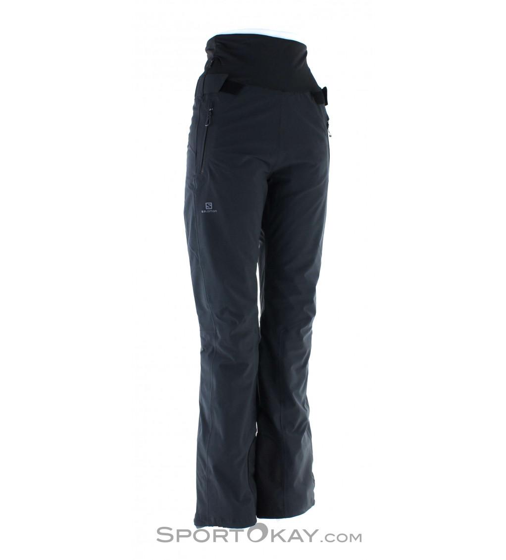 Salomon Icefancy Pant Womens Ski Pants Ski Pants Ski Jy3CT