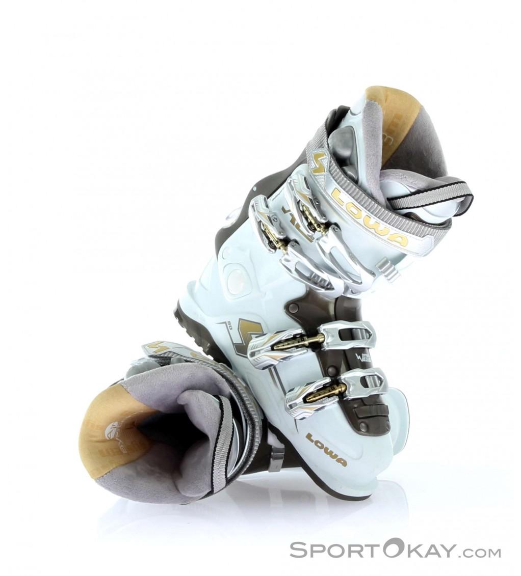 Lowa Ac 80 Air Lady Skischuhe Alpine Ski Boots Ski Boots Ski Freeride All