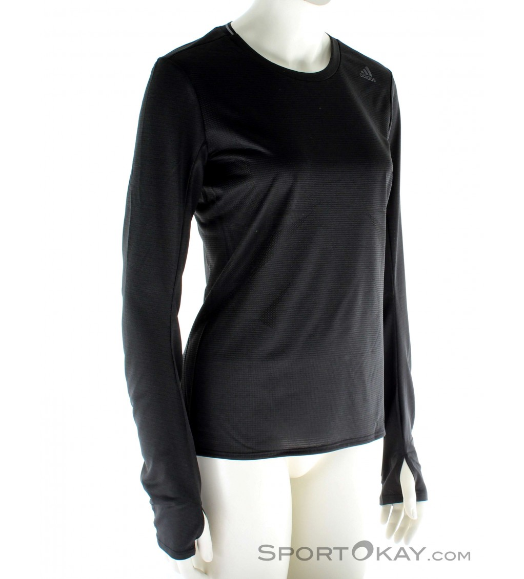adidas Adidas Supernova Longsleeve Womens Functional Shirt