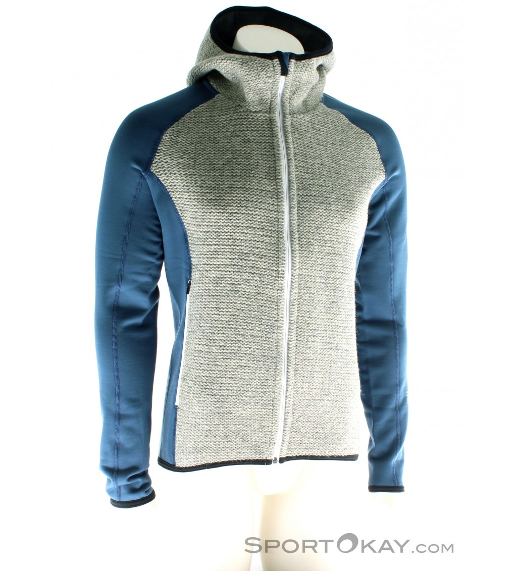 Ortovox fleece plus hoody