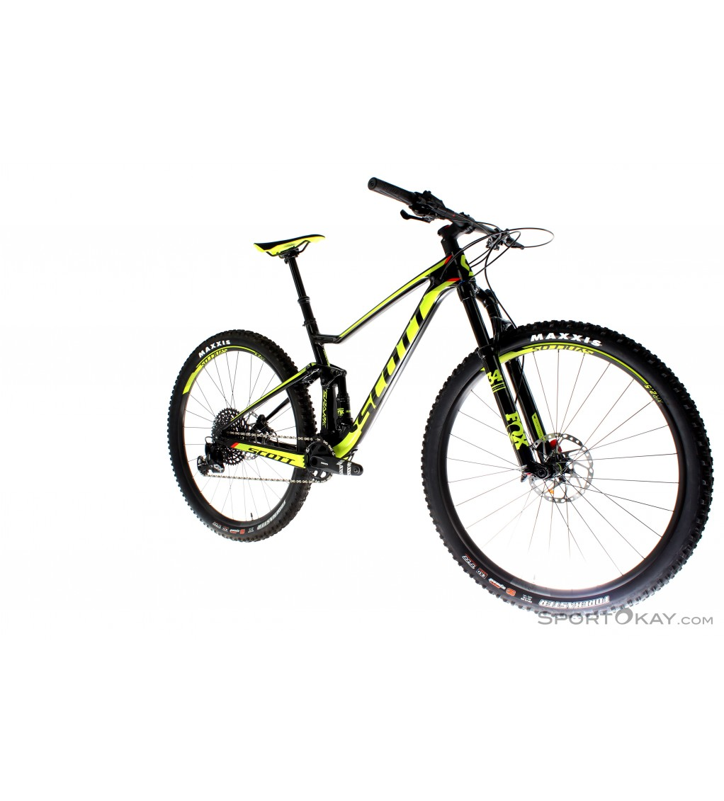 bea4057d44a Scott Spark 920 2018 Trail Bike - Cross Country & Trail - Mountain Bike -  Bike - All