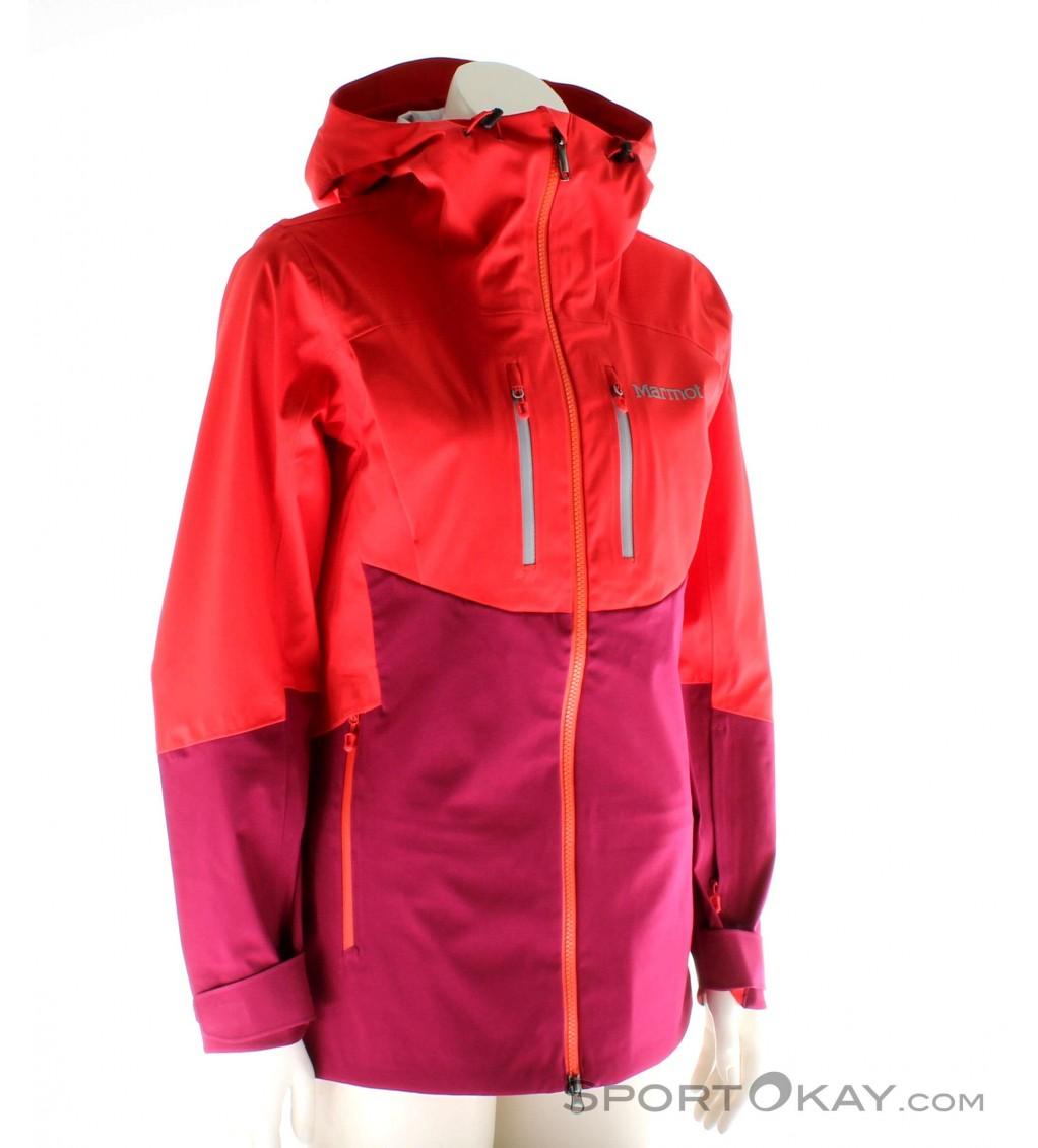 Marmot Spire Jacket Damen Skijacke Gore Tex Ski Jackets
