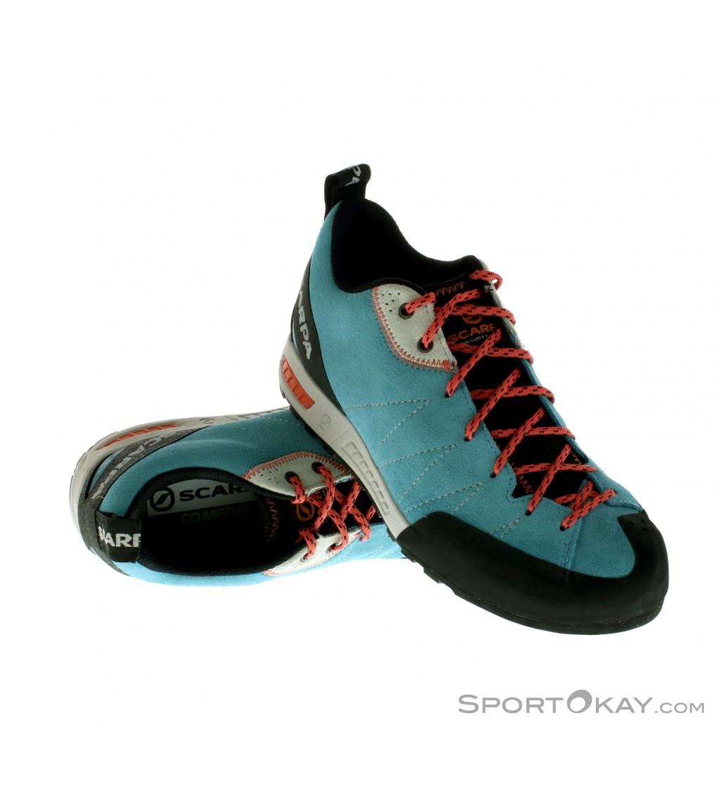 Scarpa Gecko Womens Approach Shoes