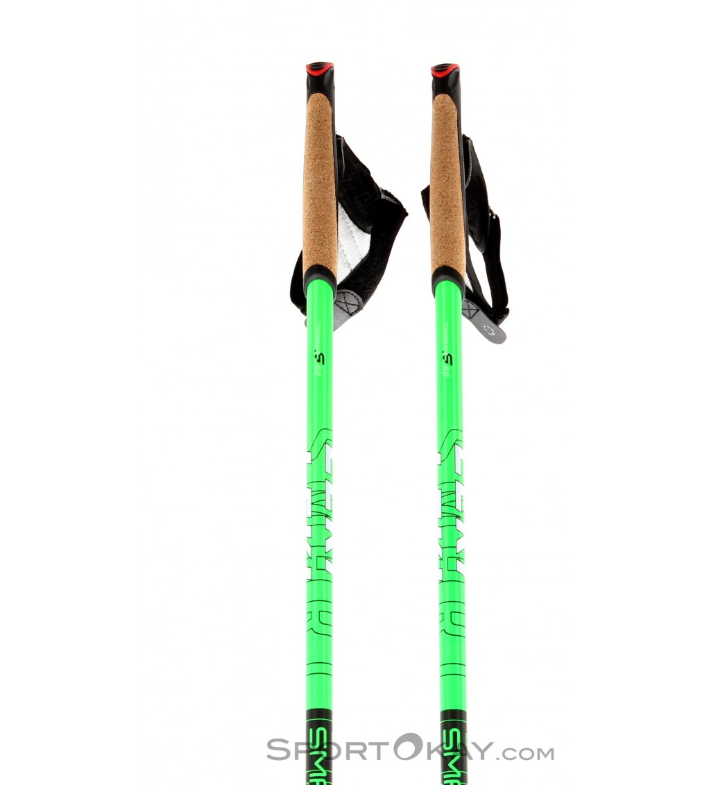 Leki Unisex Smart Carat Trekking Poles Smart Carat Unisex