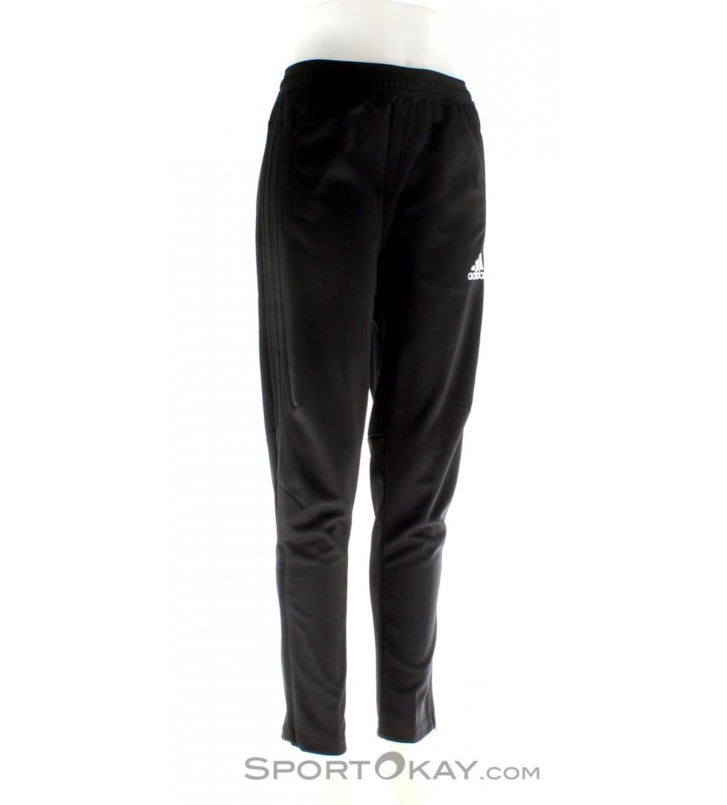 adidas Women's Tiro 17 Training Pant 2 Black Pants ($45