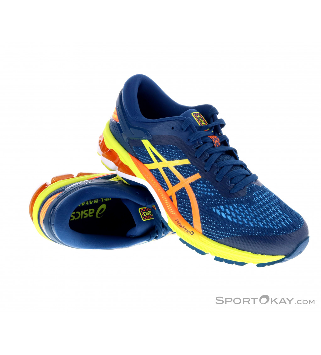 Asics Asics Gel Kayano 26 Mens Running Shoes