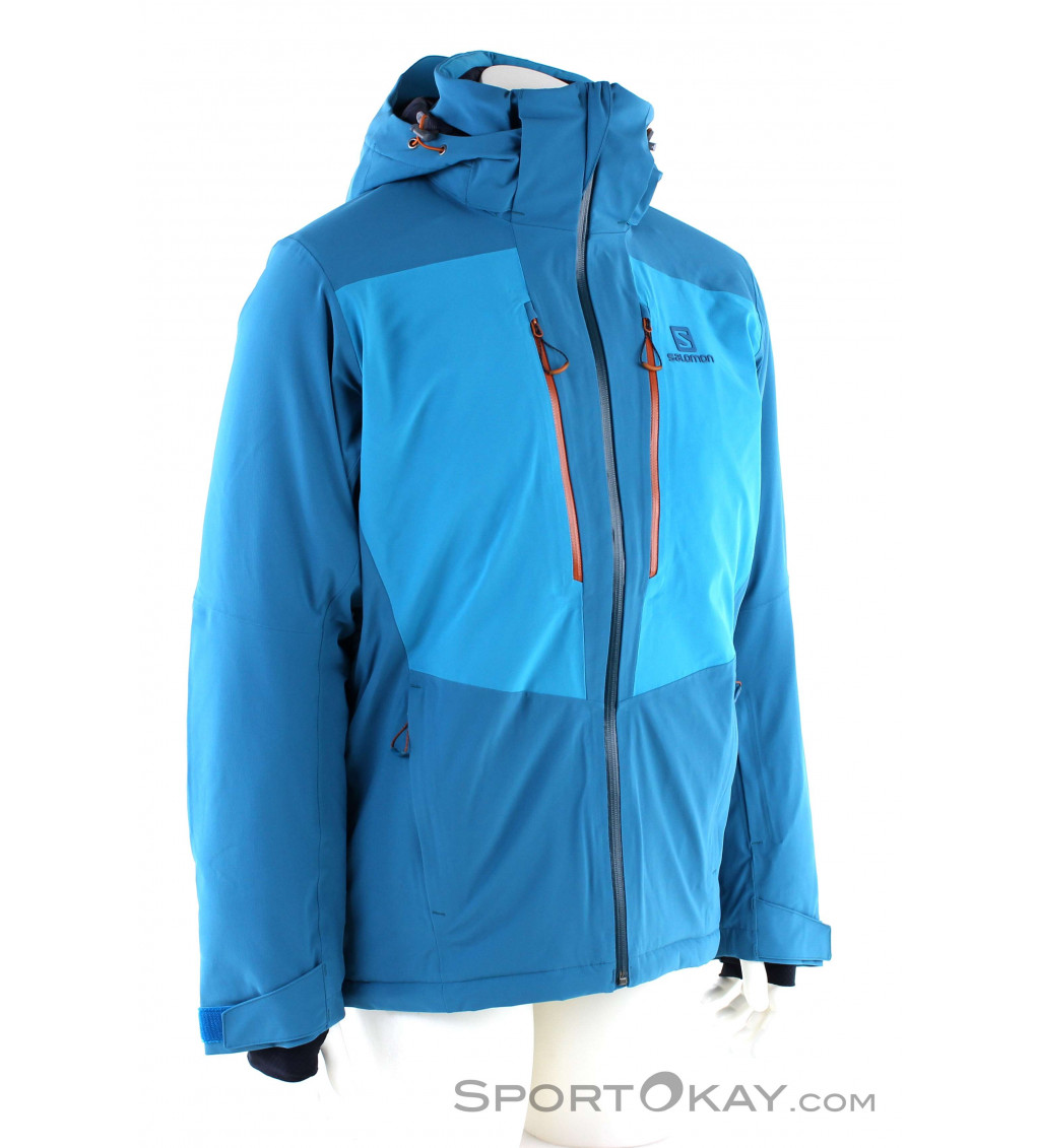 Salomon Salomon Icefrost Jacket Mens Ski Jacket