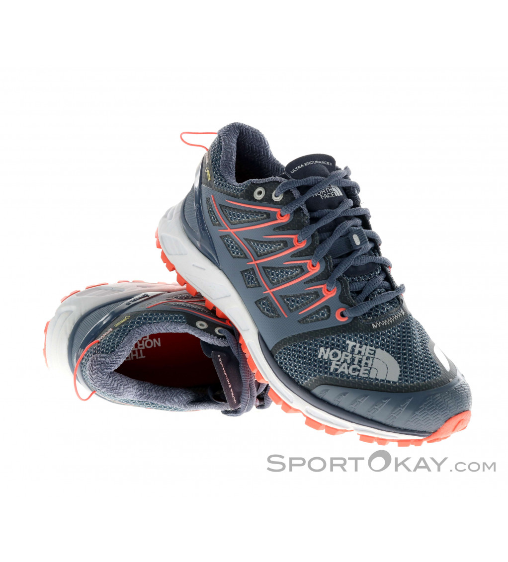 The North Face The North Face Ultra Endurance II GTX Womens Running Shoes