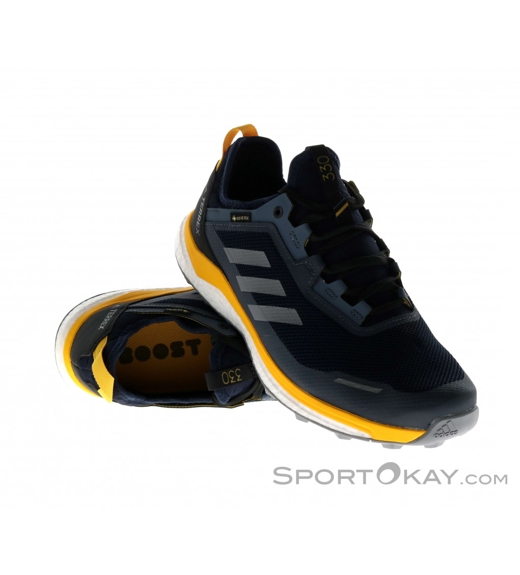 adidas adidas Terrex Agravic Flow Mens Trail Running Shoes Gore Tex