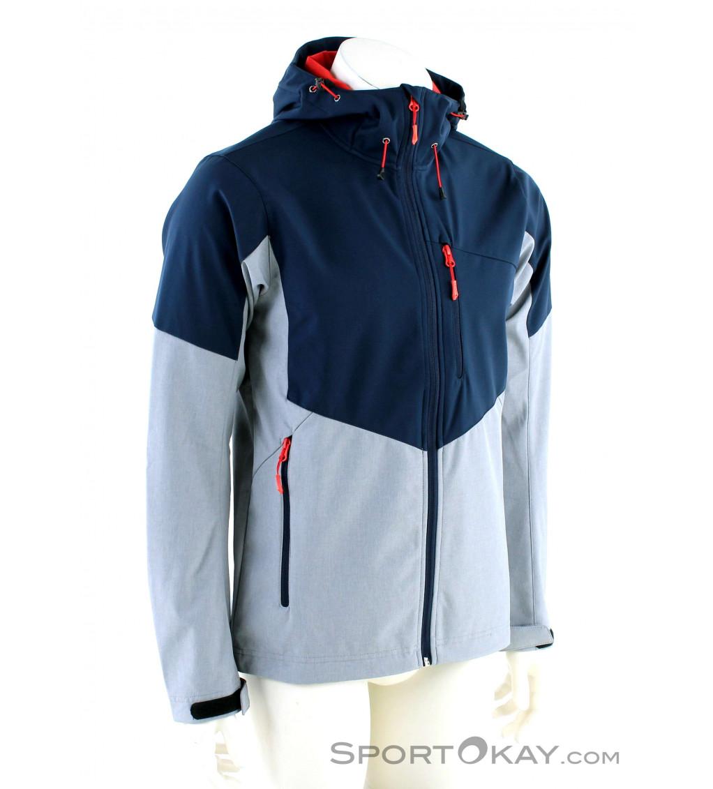 Icepeak Icepeak Saxon Mens Outdoor Jacket