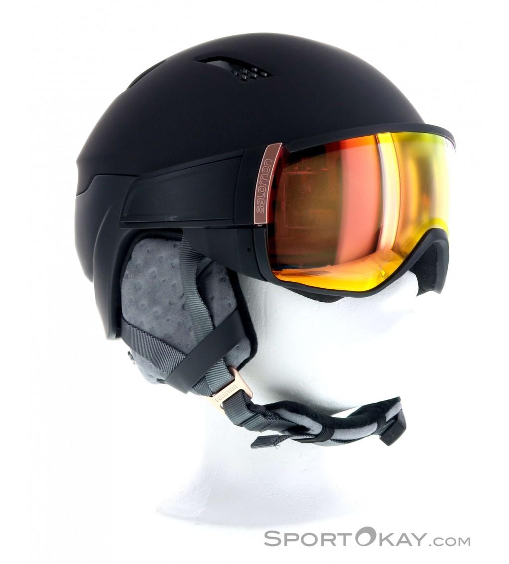 Salomon Salomon Mirage+ Photochromic Womens Ski Helmet