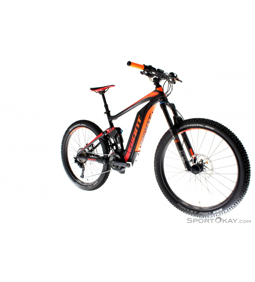 Giant Full-E+ 1 LTD 2017 E-Bike All Mountain Bike - All Mountain ...