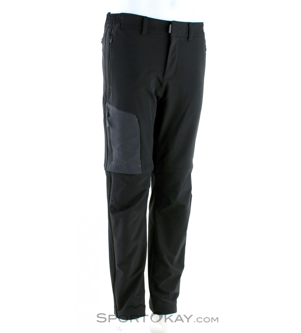 Jack Wolfskin Jack Wolfskin Activate Zip Away Pants Mens Outdoor Pants