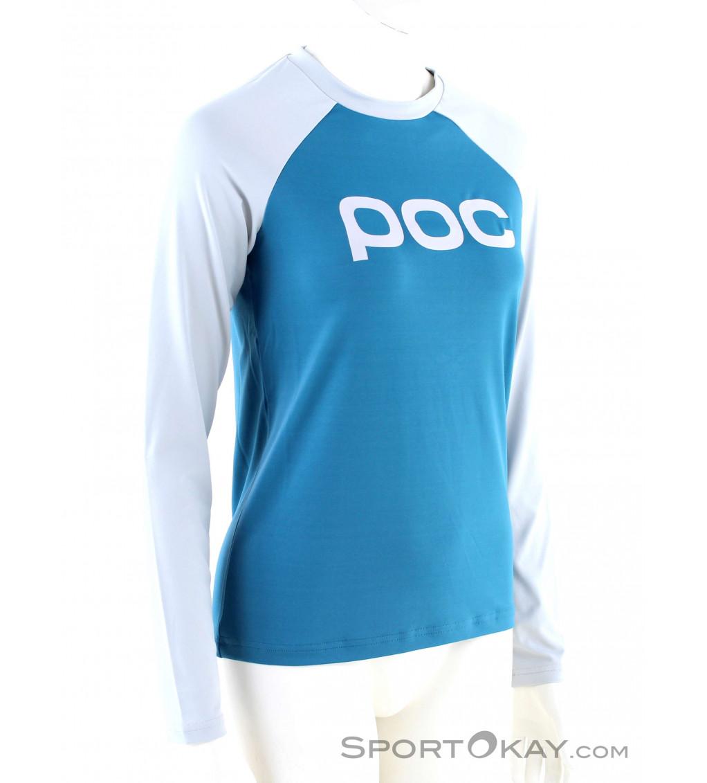 POC Air Women/'s Tee Shirt Hydrogen White Medium