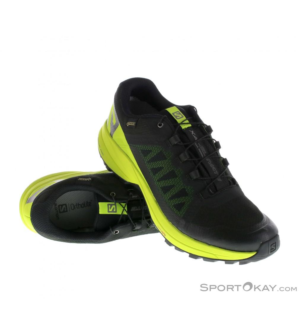 Salomon Salomon XA Elevate GTX Mens Trail Running Shoes Gore Tex
