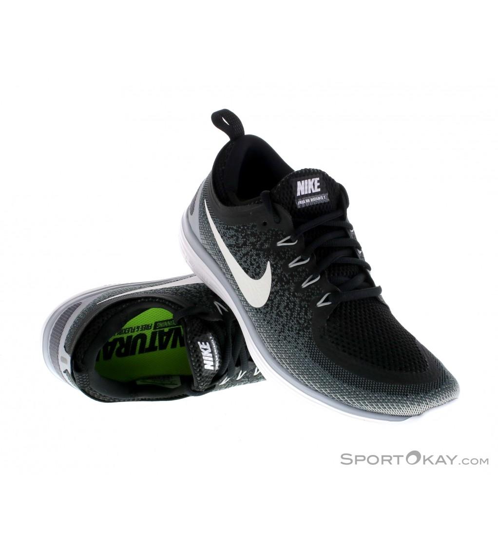 Nike Nike Free RN Distance 2 Mens Running Shoes