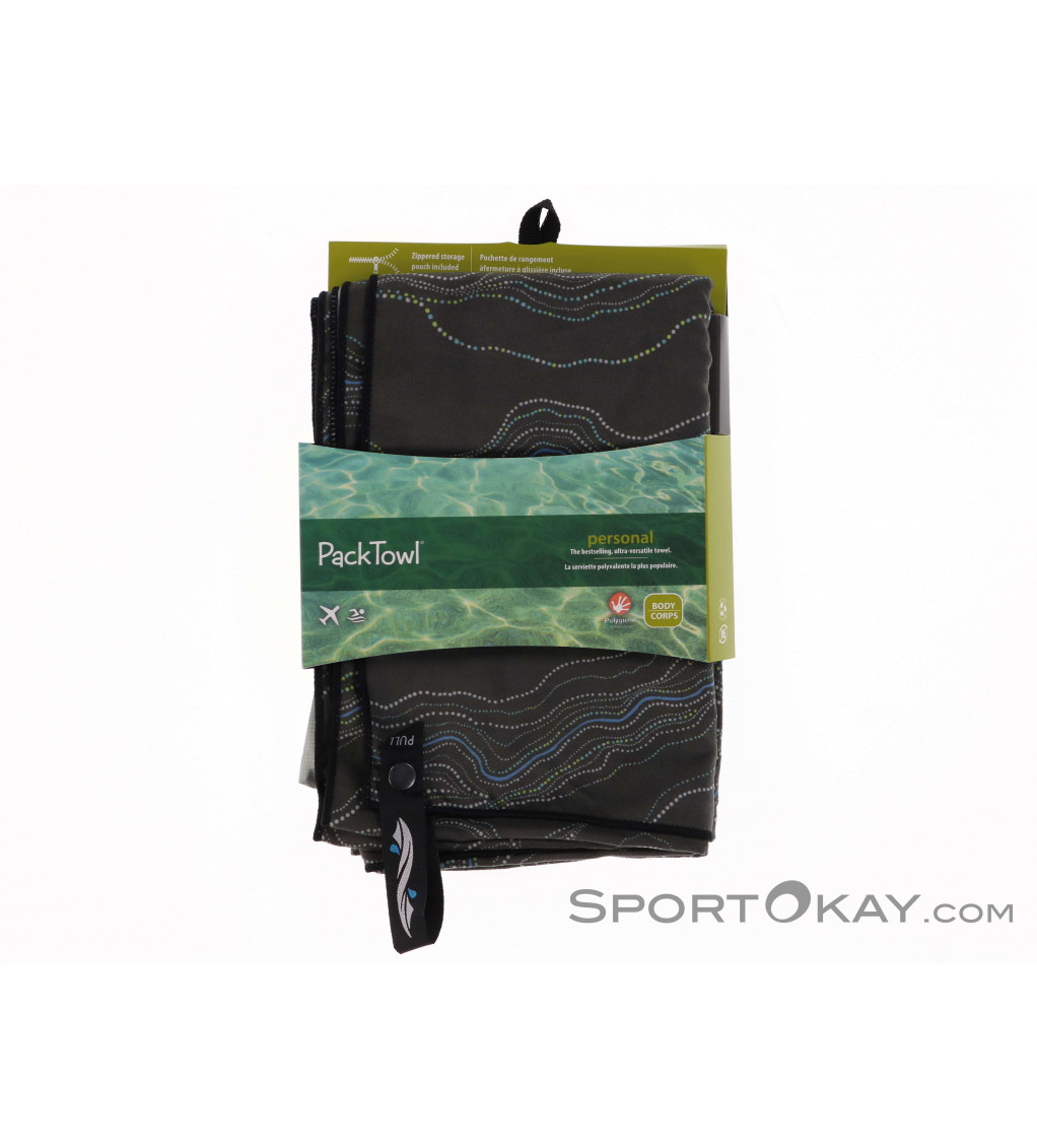 Packtowl Personal Body Towel Other Camping Outdoor All