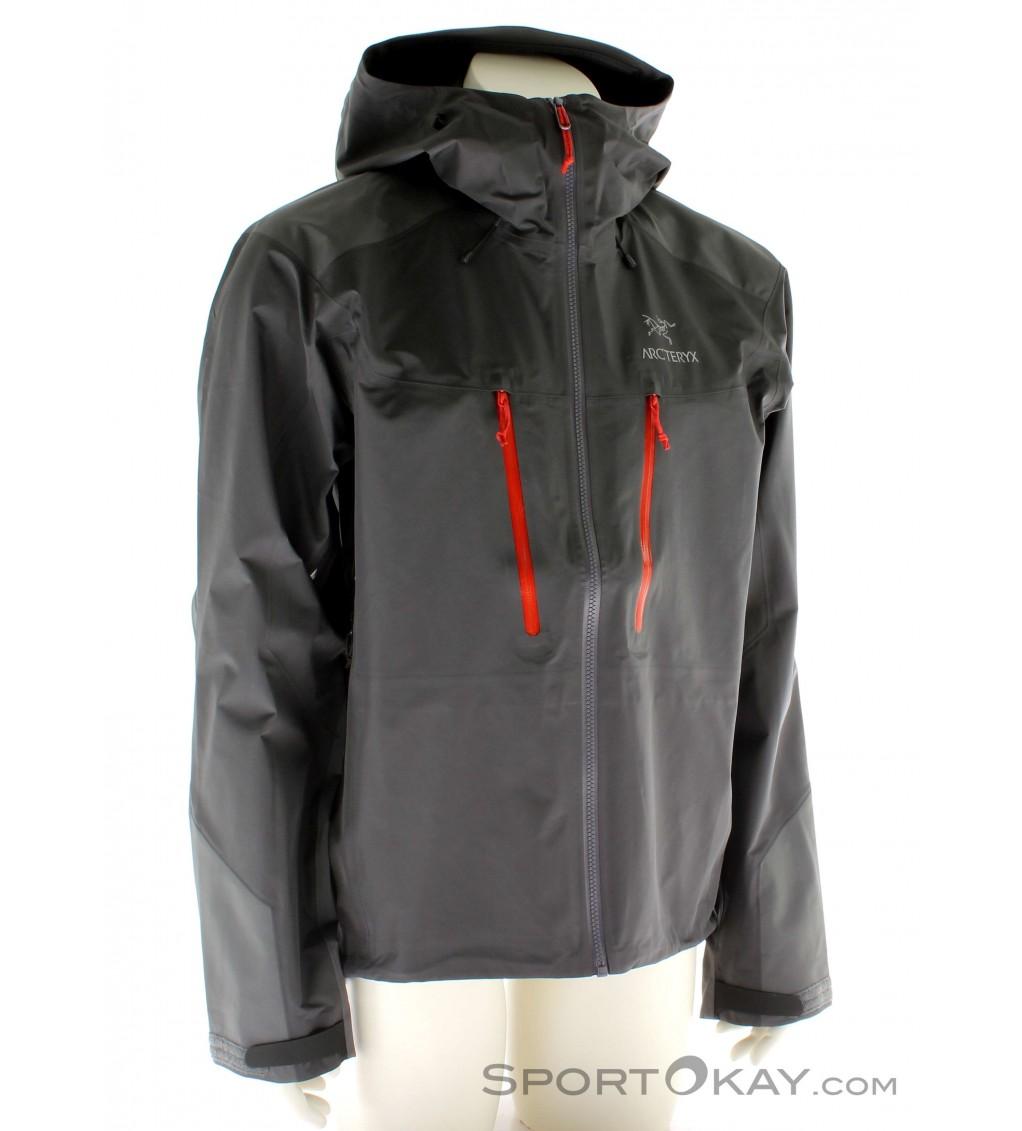 Arcteryx Alpha AR Jacket GTX Mens Outdoor Jacket Gore Tex