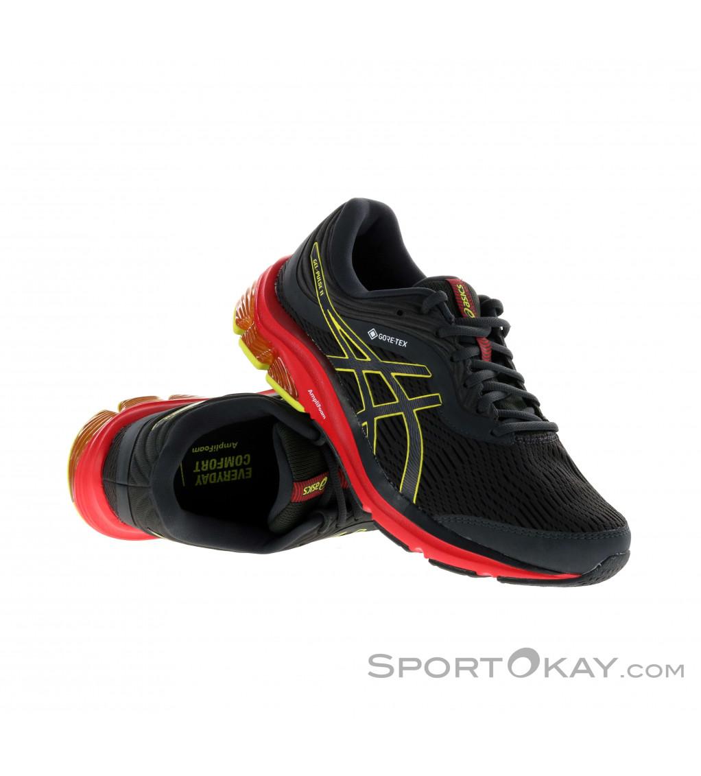 Asics Asics Gel Pulse 11 G TX Mens Running Shoes Gore Tex