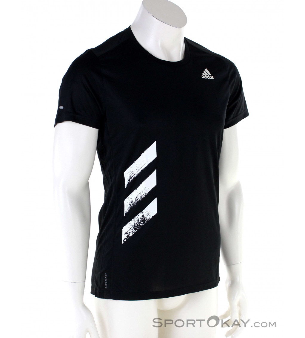conectar FALSO siguiente  adidas Run It PB Mens T-Shirt - Shirts & T-Shirts - Fitness Clothing -  Fitness - All