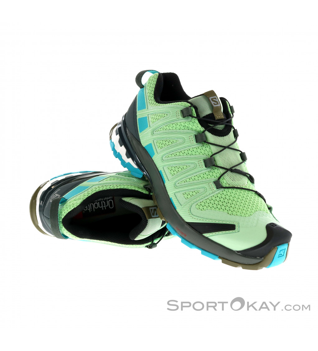Salomon Salomon XA Pro 3D V8 Womens Trail Running Shoes