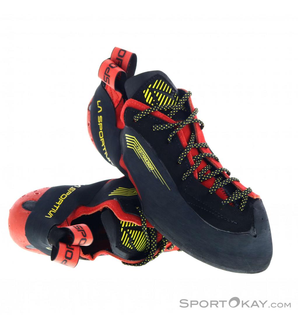 La Sportiva Testarossa Climbing Shoes