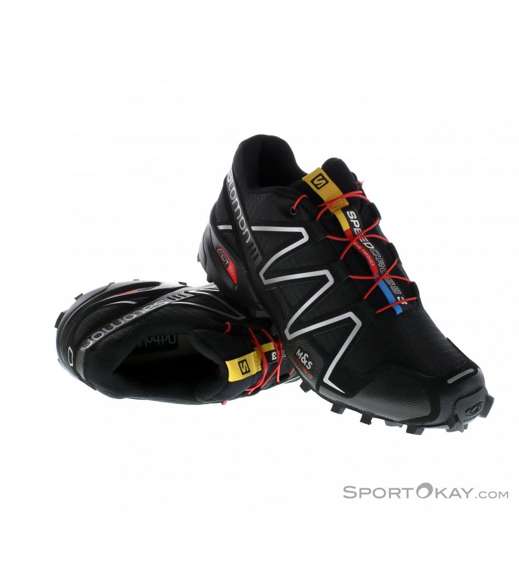 Salomon Salomon Speedcross 3 Mens Trail Running Shoes