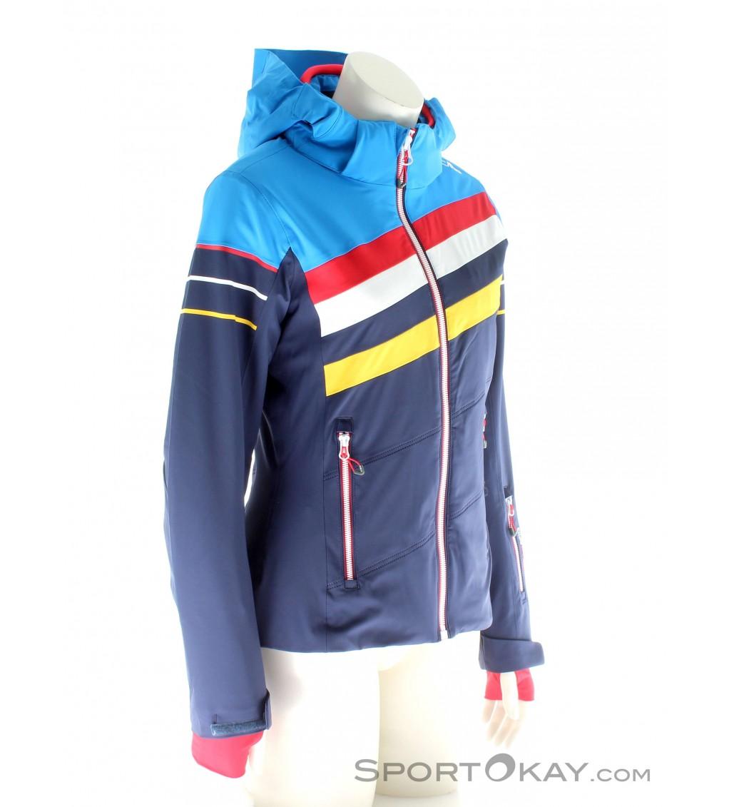 CMP CMP Zip Hood Jacket Womens Ski Jacket