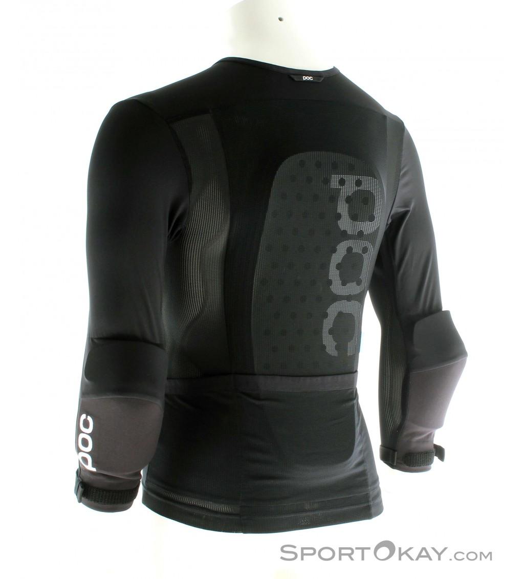 POC Spine VPD Air Protector Vest uranium black Size L Regular 2020 upper body protection