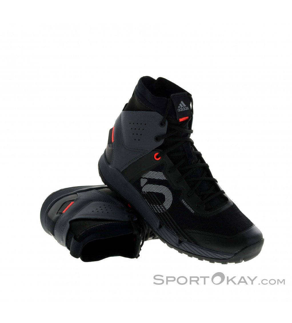 Five Ten Trail Cross Mid Pro Mens Biking Shoes Mountain Bike Biking Shoes Bike All