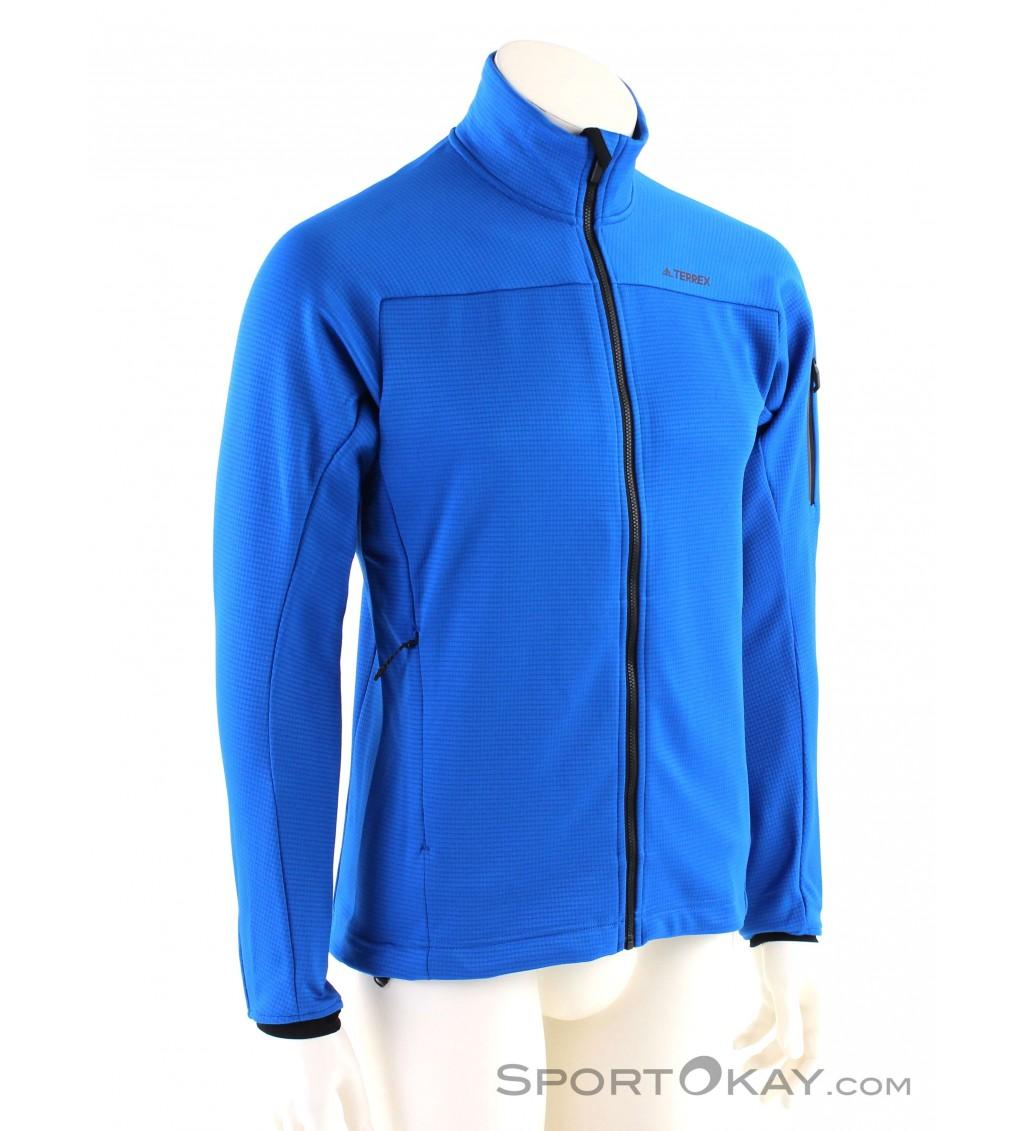 adidas adidas Terrex Stockhorn Mens Fleece Jacket