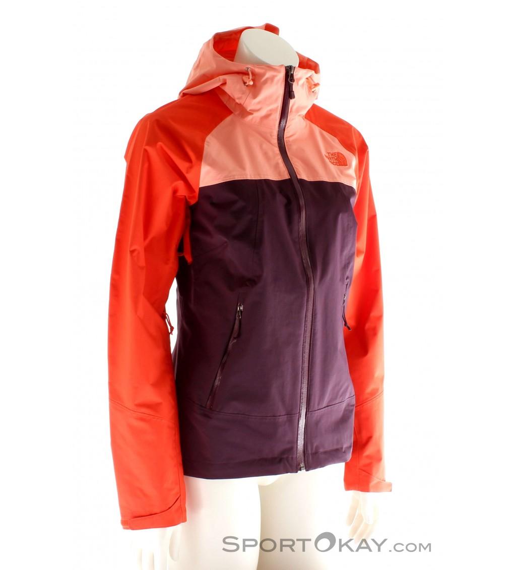 North Face Glacier Fleece Mens Womens Rain Jacket With Hood