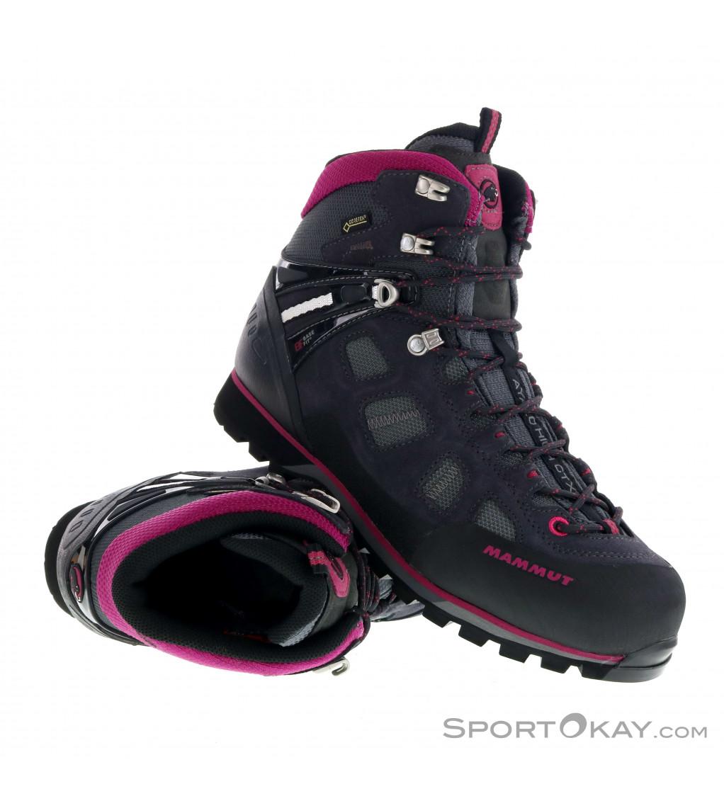 55d8eabc993 Mammut Ayako High GTX Womens Trekking Shoes Gore-Tex - Trekking ...