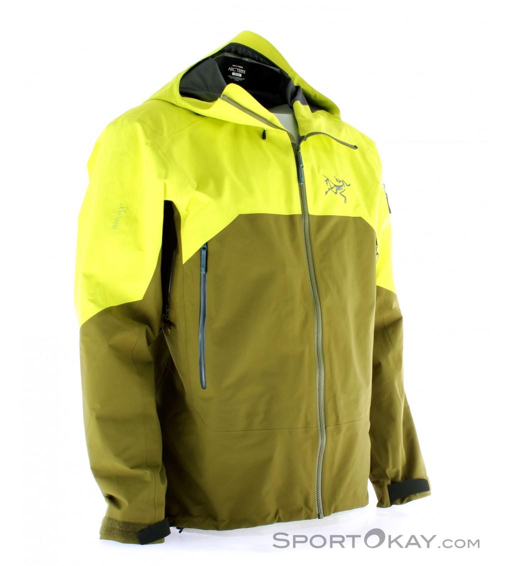 Arc'teryx Rush Jacket Skijacke Herren | Versandkostenfrei